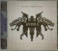 WITHIN TEMPTATION HYDRA SEALED CD NEW 2014
