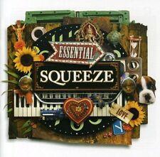 SQUEEZE - ESSENTIAL SQUEEZE: CD ALBUM (BEST OF 20 TRACKS) (2007)