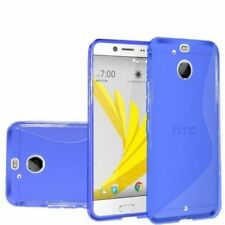 Fundas y carcasas transparente de silicona/goma para teléfonos móviles y PDAs HTC