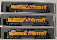 KATO 3 LOCO SET 1768520 1768521 1768522 N SD70ACe UNION PACIFIC 9041/9066/9088