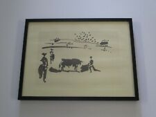 VINTAGE PABLO PICASSO LIMITED EDITION PRINT RARE ABSTRACT EXPRESSIONISM MODERN