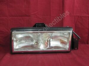 NOS OEM Cadillac Deville FWD Head Light Lamp Right Side 1989 - 1990