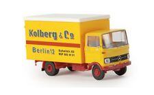 """#48558 - Brekina MB LP 608 valise """"paul Kolberg Berlin"""" - 1:87"""