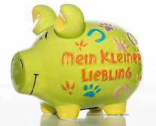 KCG XL Sparschwein MEIN KLEINER LIEBLING Geldgeschenk Haustier Hund Katze Pferd