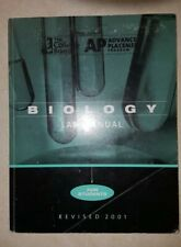 AP Biology Lab Manual 2001 For Students Book College Board