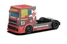 Scalextric C3609 STARCO Rennsport LKW Nr. 8 Ausverkauf