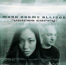MARK ADAMS ALLISON : VOICES CARRY / 5 TRACK-CD - TOP-ZUSTAND