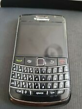 BlackBerry Bold 9700 - Black (Vodafone) Smartphone