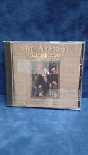1996 Lifelines Live Peter Paul & Mary CD Used
