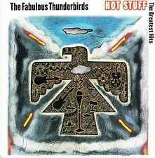 CD - THE FABULOUS THUNDERBIRDS - Hot Stuff
