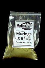 Moringa Leaf powder (Moringa oleifera) 1 oz bag 100% pure natural SuperFood