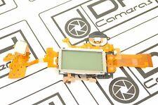 Nikon D90 Top Cover LCD Flex Cable Replacement Repair Part DH7240