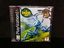 A BUG'S LIFE (Sony PlayStation 1 PS1 PSX) Brand New Factory Sealed Black Label