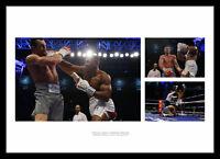 Anthony Joshua v Wladimir Klitschko Wembley 2017 Boxing Photo Memorabilia (MU17)