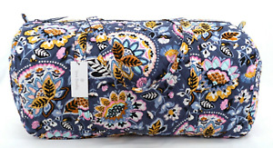 NWT Vera Bradley extra Large Duffle Bag FLORAL CHARMONT MEADOW XLarge  XL
