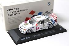 1:43 Minichamps BMW 318is ADAC-CUP J.Cecotto #2 DEALER NEW bei PREMIUM-MODELCARS