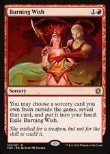 MTG magic cards 1x x1 NM-Mint, English Burning Wish Conspiracy II: Take the Crow