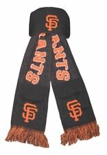 MLB San Francisco Giants Knit Hooded Scarf