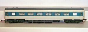 Triang R426 00 Gauge Pullman Blue Grey Parlour Coach W60745 Interior Used Unbox