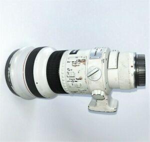 Canon EF 300mm f/2.8L USM White Lens