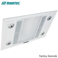 3 in 1 Bathroom Heater with Exhaust Fan and LED Lights