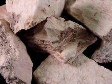 Yellow White Alunite Crystal Mineral Specimens Bulk Wholesale 1/4 Pound