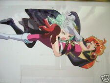 SLAYERS LINA INVERSE LARGE ANIME PRODUCTION CEL