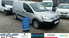 Berlingo Manual Commercial Vans & Pickups with Driver Airbag