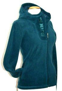 875 Bench Sweatjacke veste polaire taille 32//34-36//38 bleu