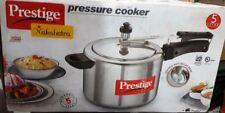 Pack of 1 Prestige Nakshatra Pressure Cooker 5 Litre From India
