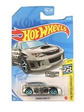 Hot Wheels 2021 HW Speed Graphics 2/10 ZAMAC Subaru WRX STI