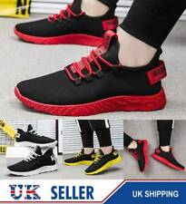Men Safty Sneakers Trainers Breathable Sport Fitness Casual Shoes