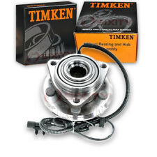 Timken Front Wheel Bearing & Hub Assembly for 2008-2012 Jeep Liberty Left hm