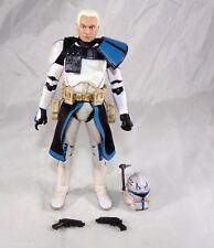 "Star Wars Black Series 6"" Inch Clone Trooper Captain Rex Figure COMPLETE MINT"