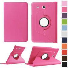 Rotating Stand Leather Case Cover For Samsung Galaxy Tab 3 8.0 10.1 / 3 Lite 7.0