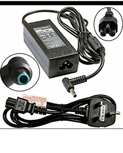 Laptop Charger For HP PAVILION 15-G261SA  65W  + Uk 3pin Power Cable