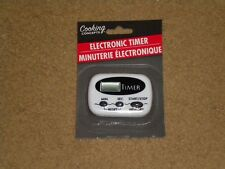 """""""Cooking Concepts"""" Electronic Kitchen Timer"""