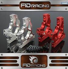 FID CNC alloy rear centre diff bracket for losi dbxl desert buggy 2pcs