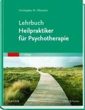 Lehrbuch Heilpraktiker für Psychotherapie | Christopher Ofenstein | Buch | 2020