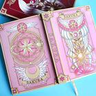 Japan Anime Card Captor Sakura Figure Cosplay Magic Notebook Diary book PINK
