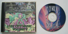 CDr Pete Painful And Dave Fuglewicz - Lost City Music Volume II - mint-