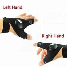 1Pair LED Light Finger Lighting Gloves Auto Repair Outdoors Flashing Artifact /