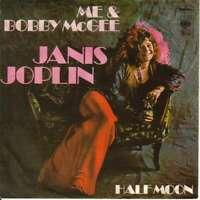 "Janis Joplin Me And Bobby McGee / Half Moon 7"" Single Vinyl Schallplatte 47933"