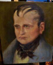 "Original Oil Painting  ""D'Apres"" by James Sant CVO RA (1820–1916)"
