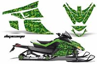Snowmobile Graphics Kit Sled Decal Wrap For Arctic Cat Z1 Turbo 06-12 DIGICAMO G