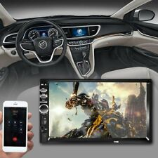nuovo 7inch 2 Din Touch Screen Car MP5 Player Bluetooth Stereo FM Radio USB D7X5