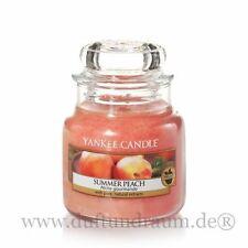 Kleine Deko-Kerzen & -Teelichter mit fruchtigem runde