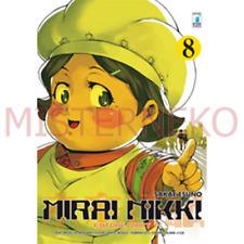 Manga - Mirai Nikki - Future Diary 8 - Star Comics