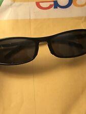 Maui Jim Mens Polarized Aviator Sunglasses - Black