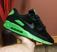 Nike Air Max 90 Premium CMFT ◾2013◾Mens Size 11.5◾Black/Flash Lime◾599405-003◾👌